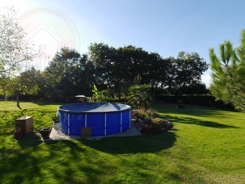 Sale house / villa St aubin de lanquais 184000€ - Picture 2
