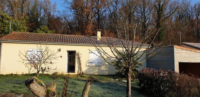 Vente maison / villa Roches premarie andille 175000€ - Photo 1