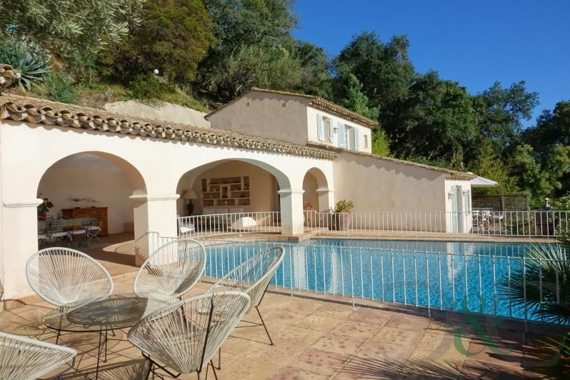 Deluxe sale house / villa Rayol canadel sur mer 4 500 000€ - Picture 9
