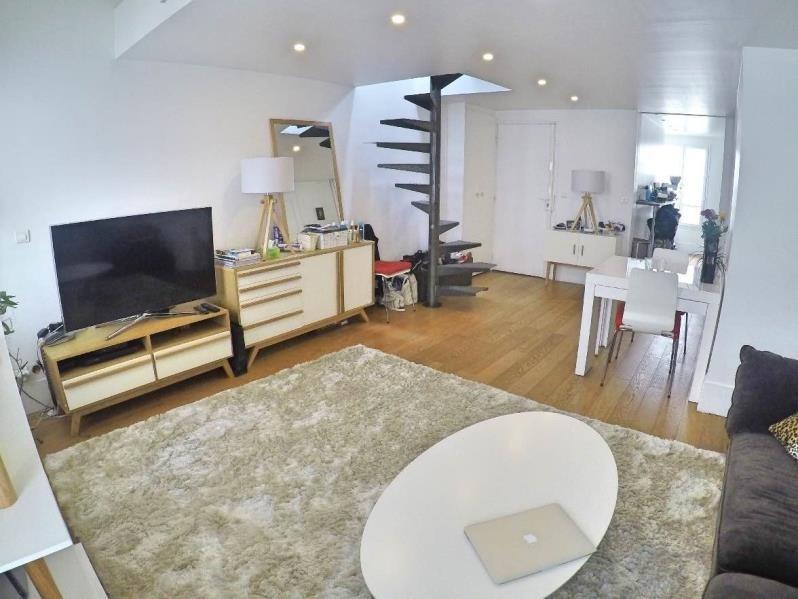 Vente appartement Paris 11ème 599000€ - Photo 2