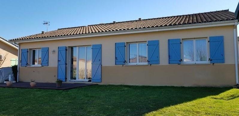 Sale house / villa Aussonne 346500€ - Picture 1