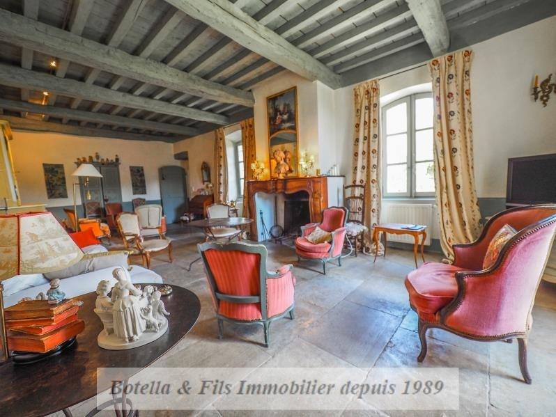 Verkoop van prestige  huis Uzes 1260000€ - Foto 2