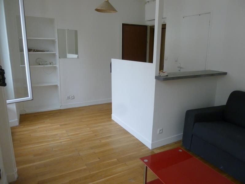 Sale apartment Paris 11ème 215 000€ - Picture 2