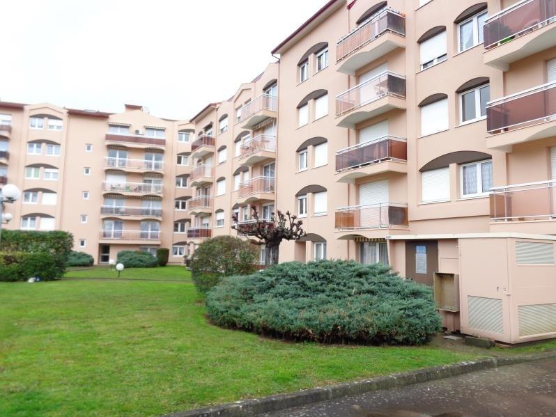 Sale apartment Dax 78840€ - Picture 1