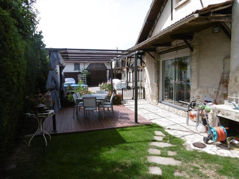 Vente maison / villa Gasny 376000€ - Photo 2