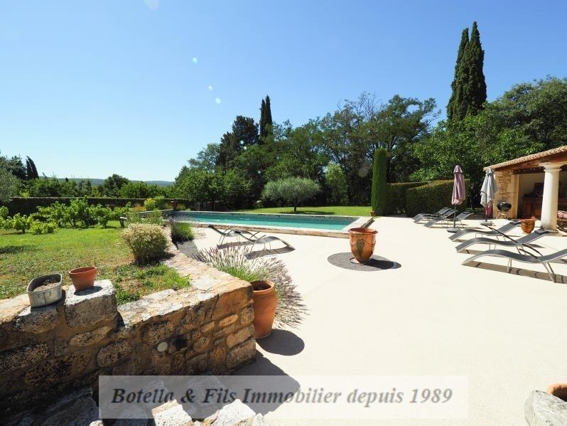 Vente de prestige maison / villa Uzes 1995000€ - Photo 2
