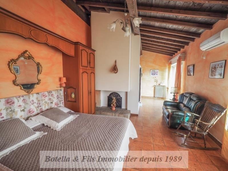 Venta de prestigio  casa Uzes 650000€ - Fotografía 7