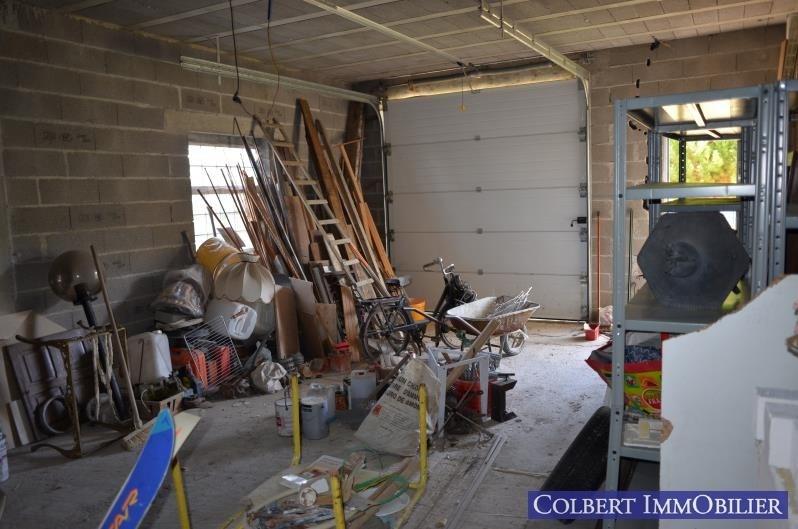 Verkoop  werkplaats Seignelay 97000€ - Foto 2