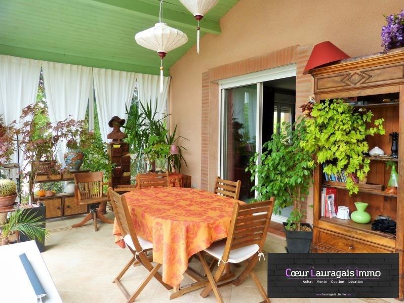 Rental house / villa Quint-fonsegrives 1115€ CC - Picture 5