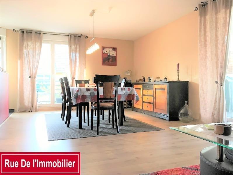 Vente appartement Oberhoffen sur moder 221000€ - Photo 4
