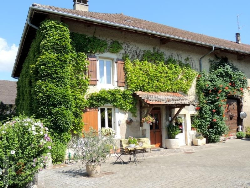 Vente maison / villa Segny 660000€ - Photo 1