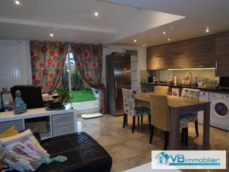 Sale house / villa La queue en brie 272800€ - Picture 2