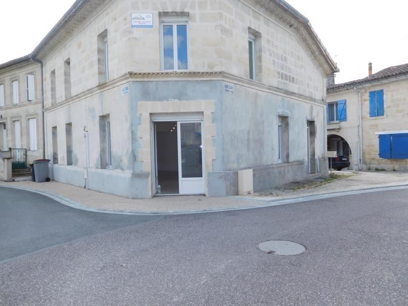 Rental house / villa Laruscade 874€ CC - Picture 1