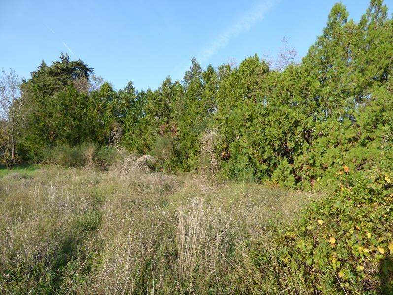 Vente terrain Aubignan 126000€ - Photo 1