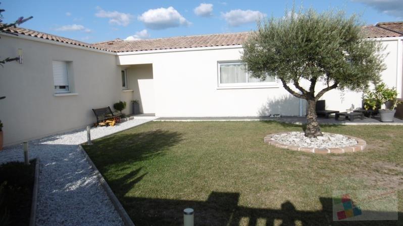 Vente maison / villa Merpins 256800€ - Photo 4