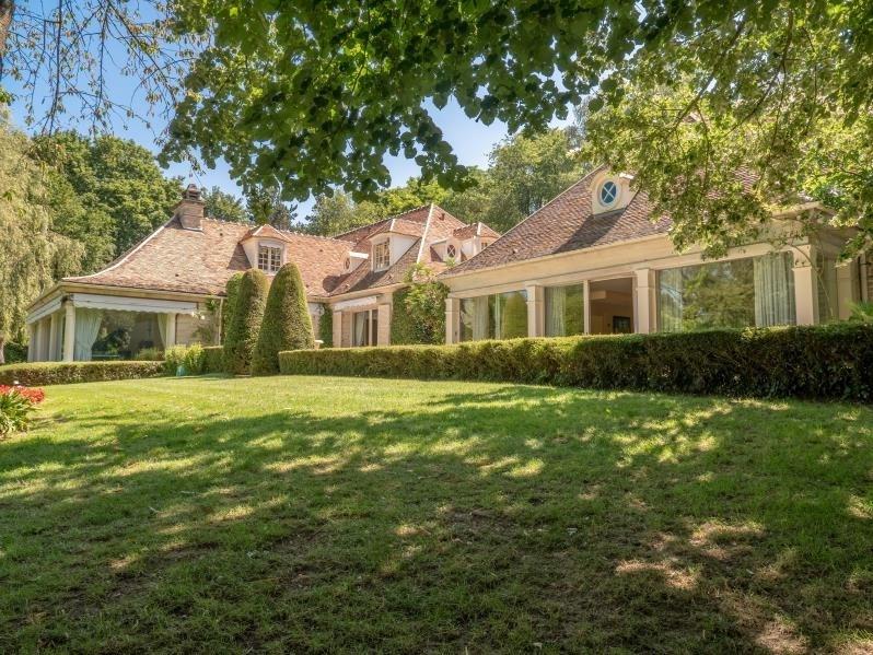 Vente de prestige maison / villa St nom la breteche 4200000€ - Photo 7