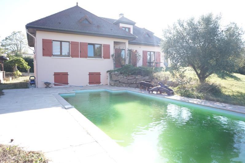 Sale house / villa Reventin vaugris 430000€ - Picture 2