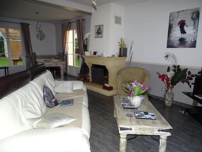 Sale house / villa La chapelle en serval 394000€ - Picture 2