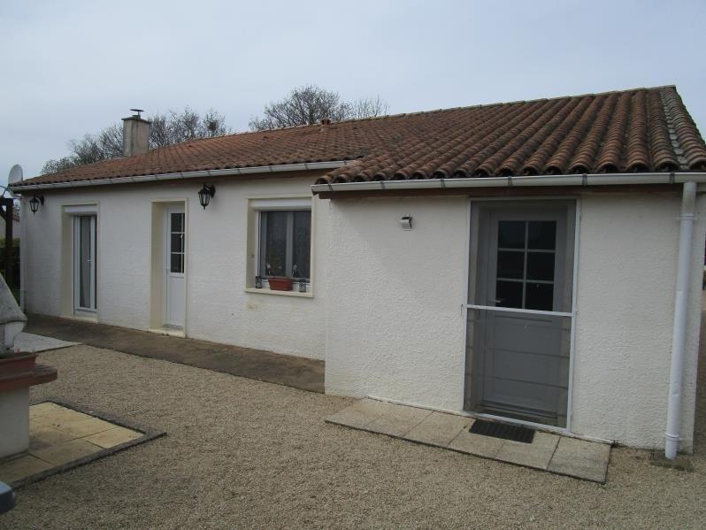 Vente maison / villa Ste eanne 131250€ - Photo 1