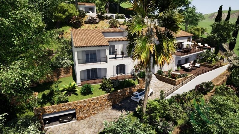 Deluxe sale house / villa Rayol canadel sur mer 2995000€ - Picture 3