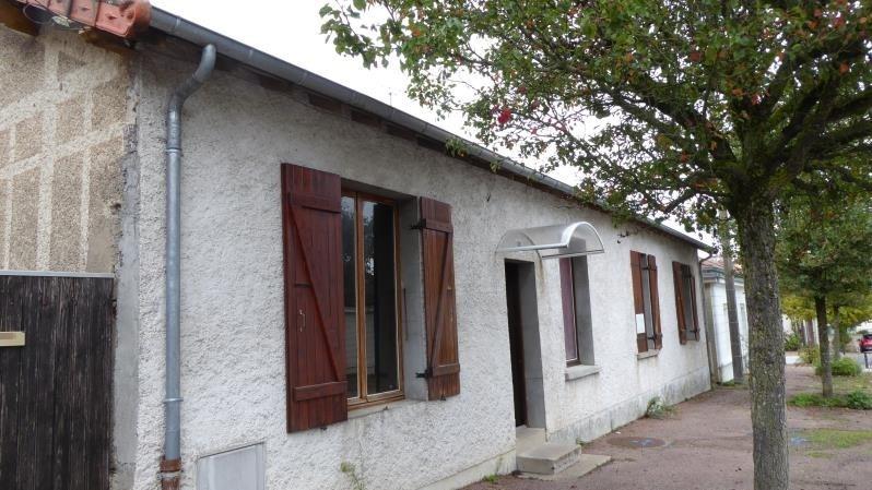 Sale house / villa Varennes vauzelles 114500€ - Picture 1