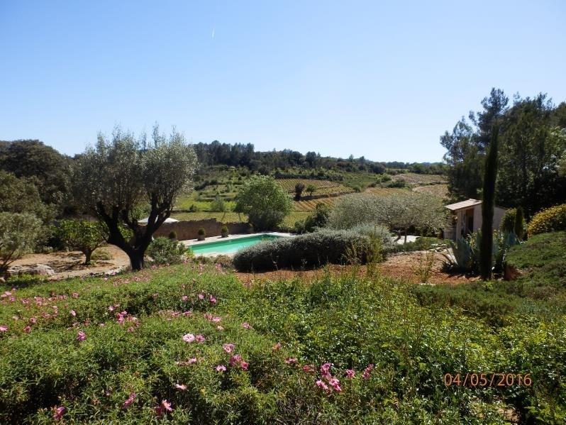 Deluxe sale house / villa Pierrerue 875000€ - Picture 2