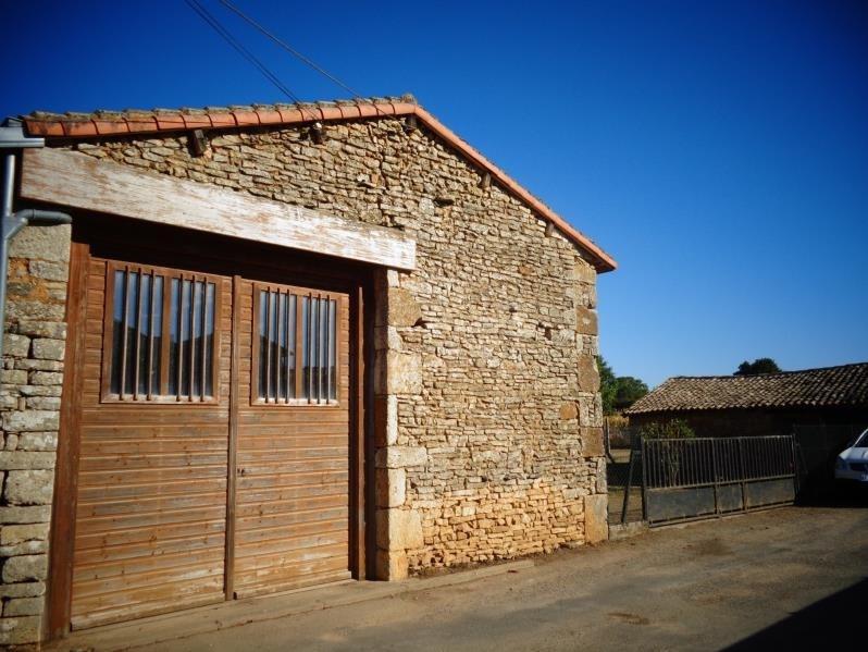 Vente maison / villa St sauvant 166400€ - Photo 3