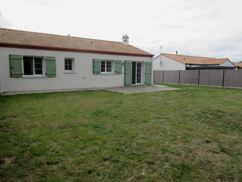 Sale house / villa St brevin les pins 281627€ - Picture 1