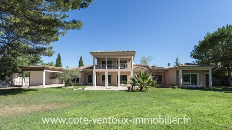 Deluxe sale house / villa Carpentras 550 000€ - Picture 4