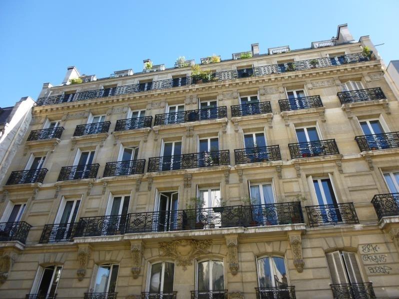Vente appartement Paris 3ème 735000€ - Photo 1