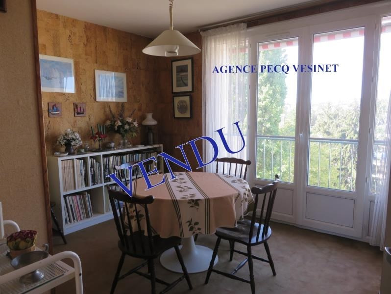 Vente appartement Le pecq 230 000€ - Photo 1
