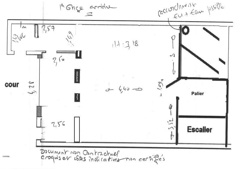 Sale apartment Bordeaux 325000€ - Picture 4