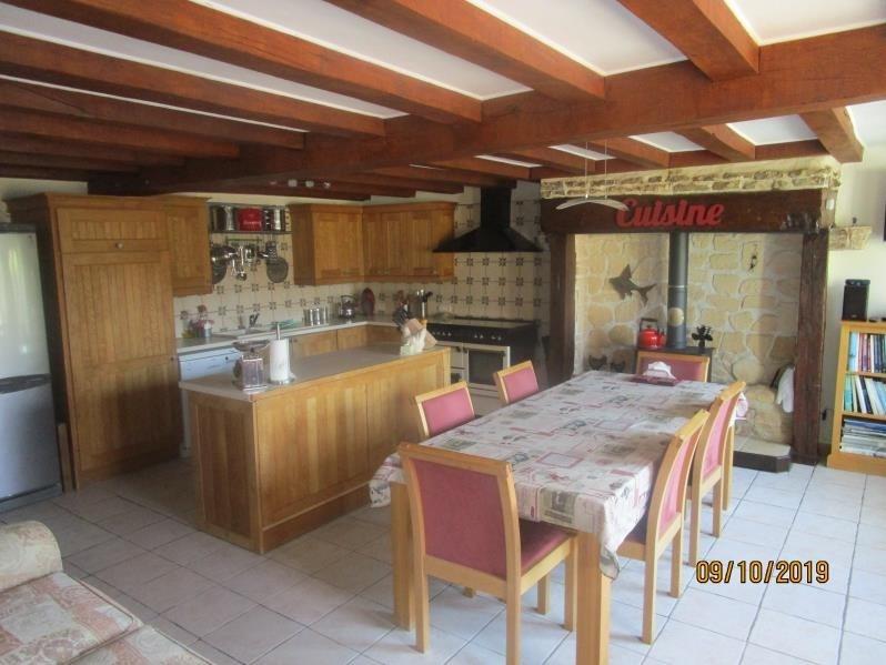 Vente maison / villa Pamproux 270400€ - Photo 4