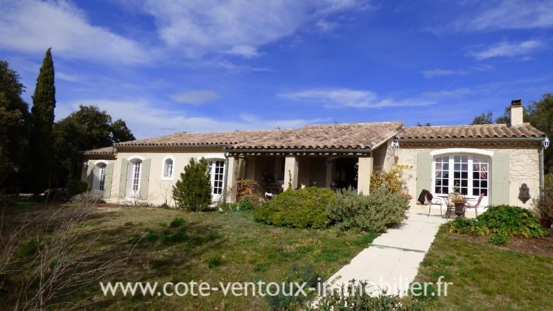 Deluxe sale house / villa Venasque 735 000€ - Picture 2
