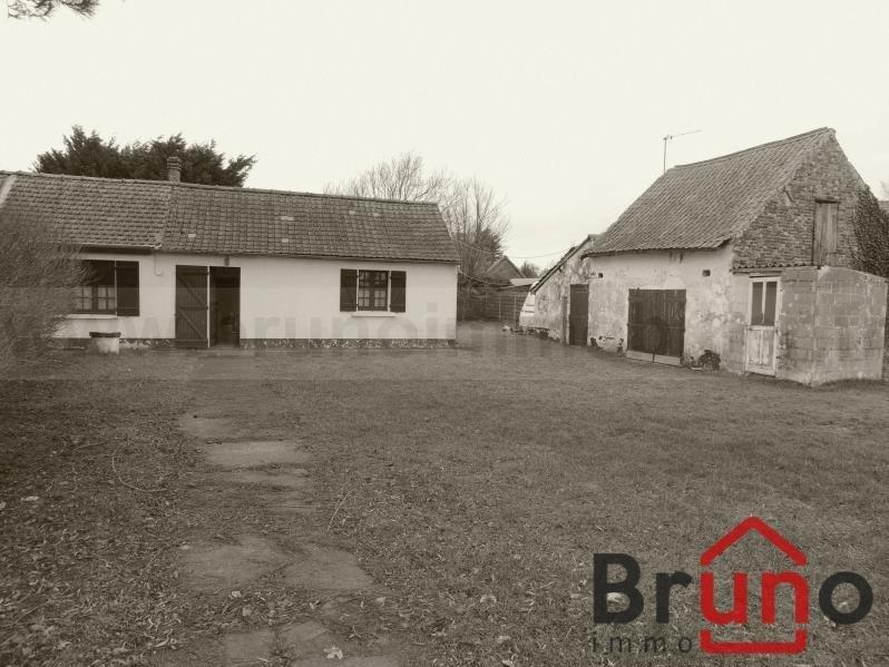 Vente maison / villa Le crotoy 123000€ - Photo 1