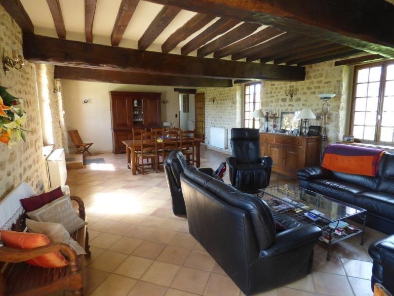 Vente maison / villa Moulins la marche 328000€ - Photo 2
