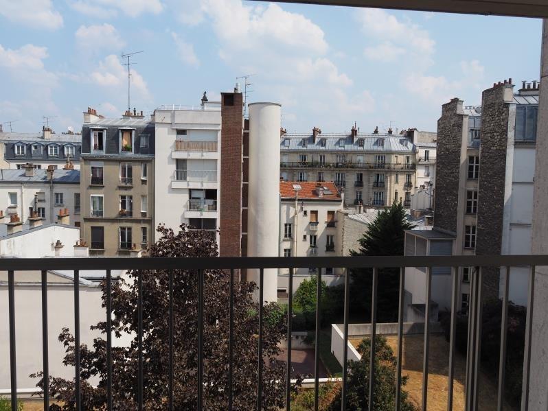 Verhuren  appartement Paris 18ème 950€ CC - Foto 6