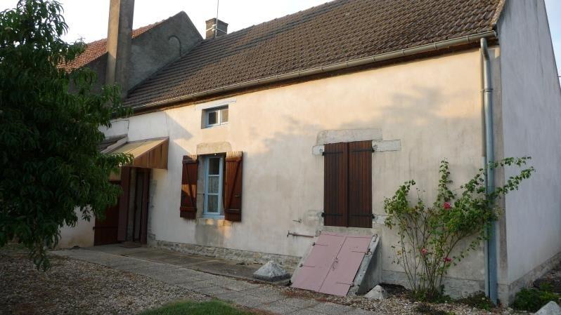 Vente maison / villa Seurre 148000€ - Photo 1