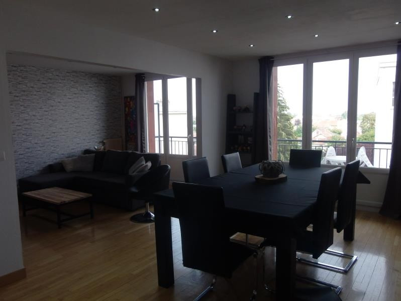 Sale apartment Troyes 108500€ - Picture 3