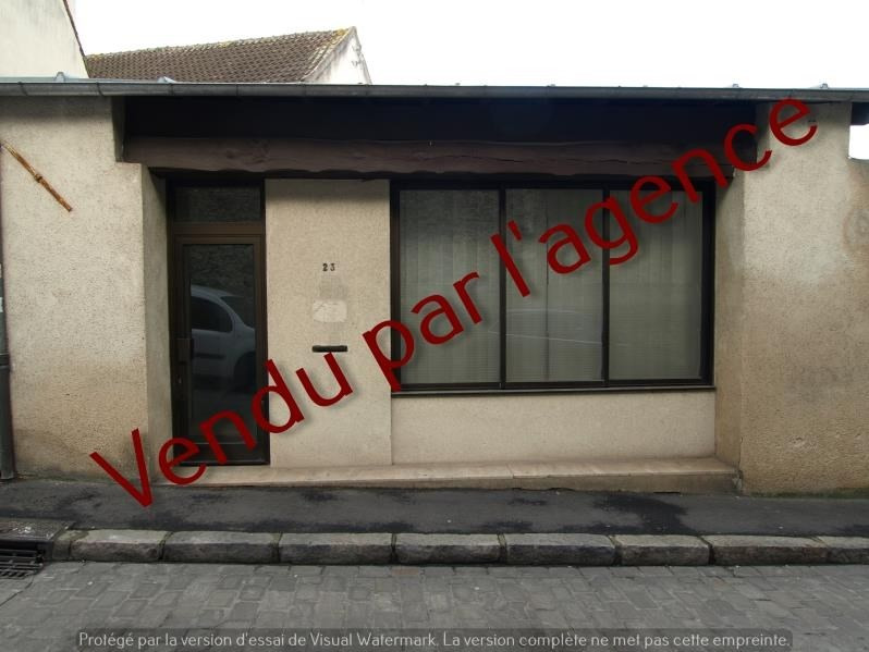 Vente local commercial Montfort l amaury 241 500€ - Photo 1