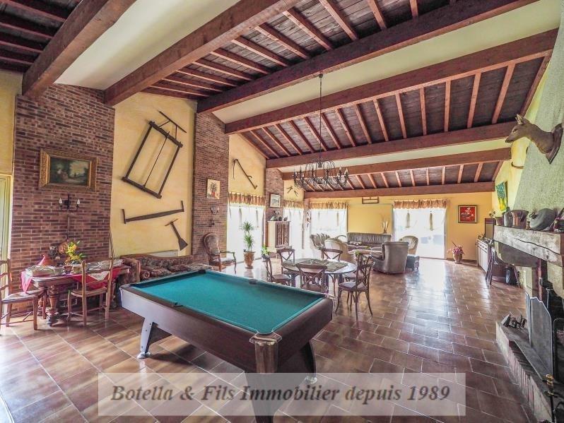 Venta de prestigio  casa Uzes 650000€ - Fotografía 4