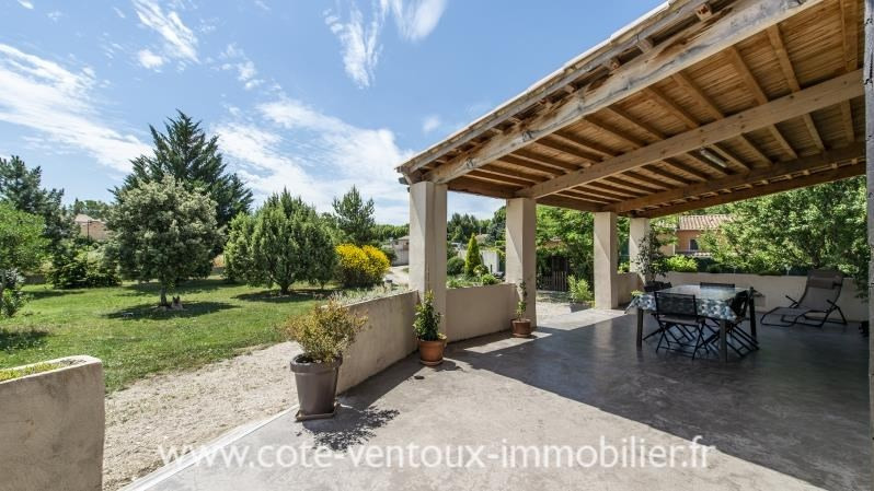 Vente maison / villa Mazan 375 000€ - Photo 10