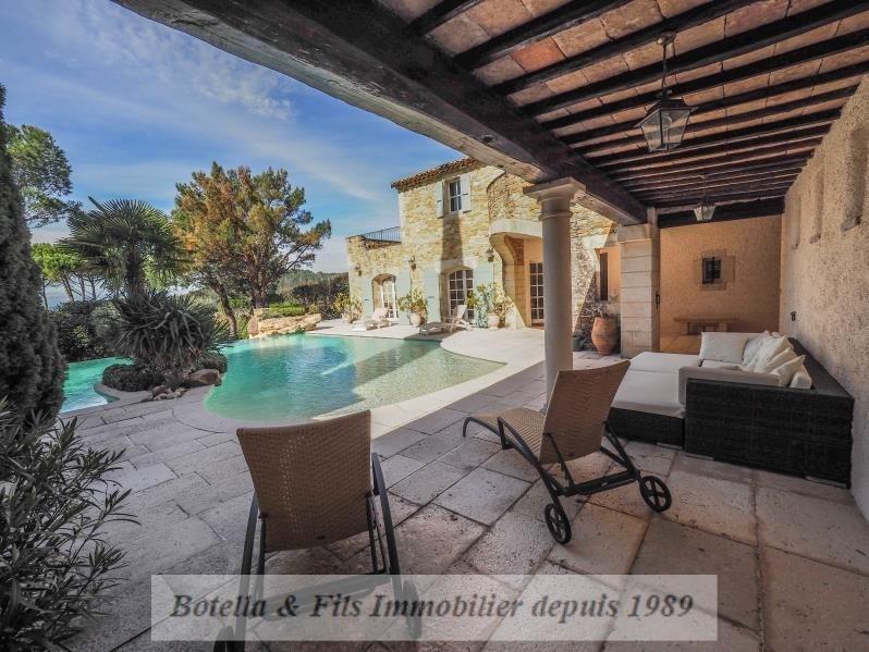 Venta de prestigio  casa Uzes 980000€ - Fotografía 7