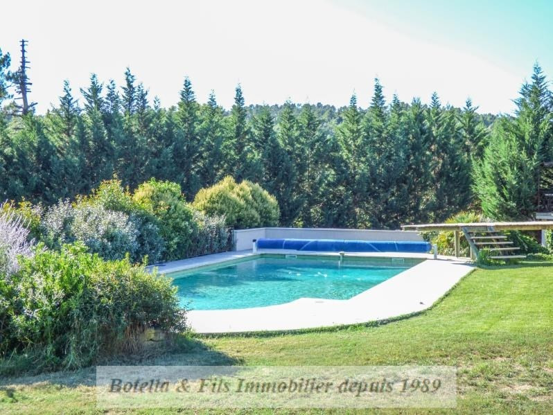 Verkoop van prestige  huis Barjac 593000€ - Foto 12