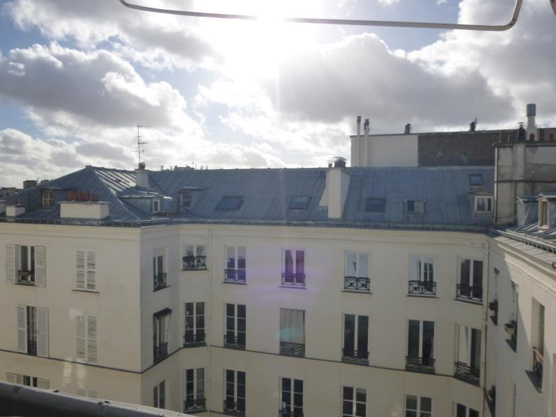 Vente appartement Paris 10ème 85000€ - Photo 1