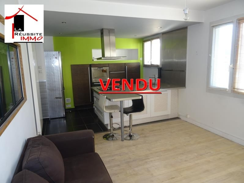 Vente appartement Angers 168 800€ - Photo 1