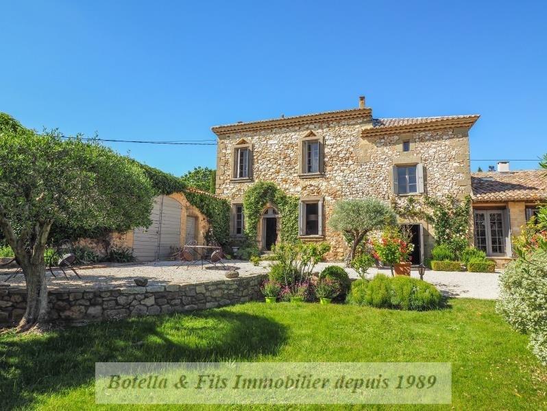 Immobile residenziali di prestigio casa Uzes 1680000€ - Fotografia 18