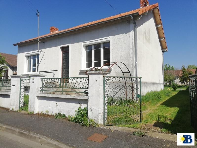 Location maison / villa Chatellerault 600€ CC - Photo 1