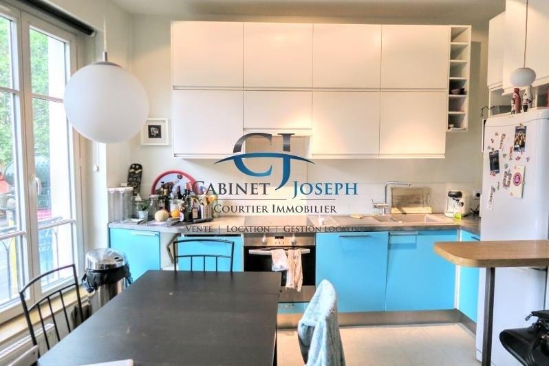 Sale apartment Paris 2ème 650000€ - Picture 3