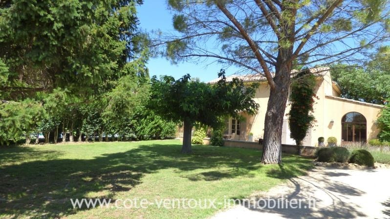 Sale house / villa Mazan 449 000€ - Picture 12
